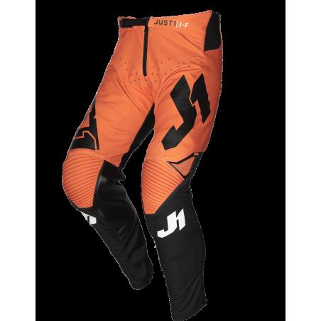 675001005100134 JUST1 J-FLEX Pantaloni Aria Black - Orange 34 8050038560412 JUST 1