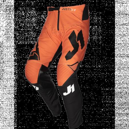 675001005100138 JUST1 J-FLEX Pantaloni Aria Black - Orange 38 8050038560436 JUST 1