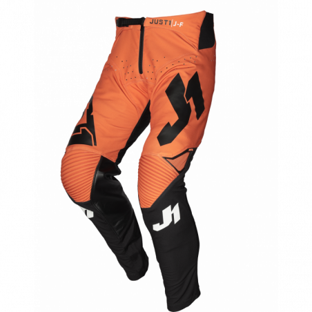 675001005100140 JUST1 J-FLEX Pantaloni Aria Black - Orange 40 8050038560443 JUST 1