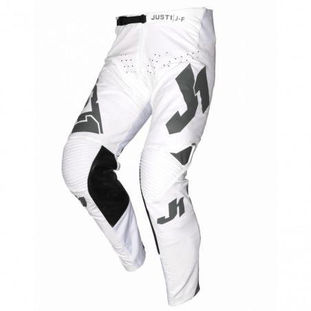 675001008100136 JUST1 J-FLEX Pantaloni Aria White - Grey 36 8053288719906 JUST 1