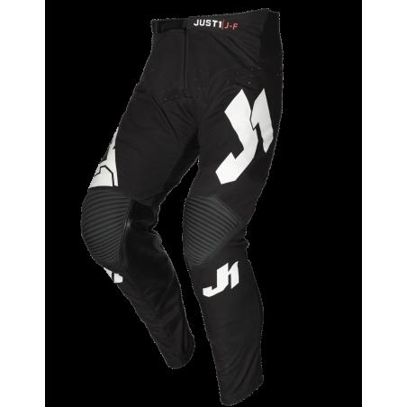 675001100100120 JUST1 J-FLEX Pantaloni Aria Black - White 20 8050038560450 JUST 1