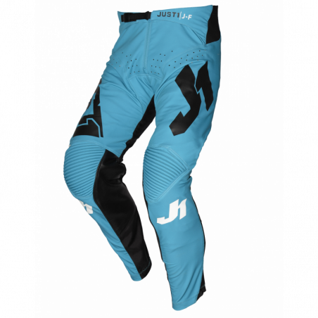 675001101100122 JUST1 J-FLEX Pantaloni Aria Blue -Black - White 22 8050038566841 JUST 1