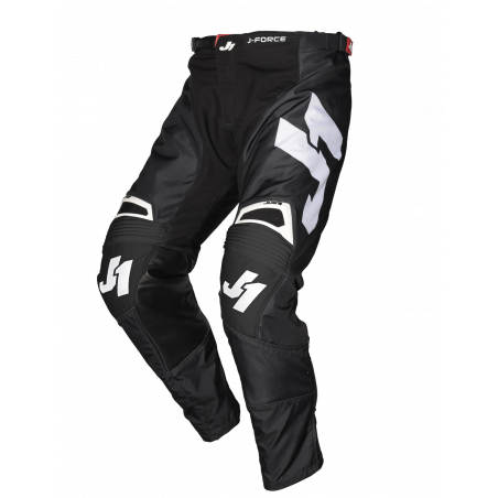 675002000100138 JUST1 J-FORCE Pantaloni Terra Black - White 38 8050038560955 JUST 1