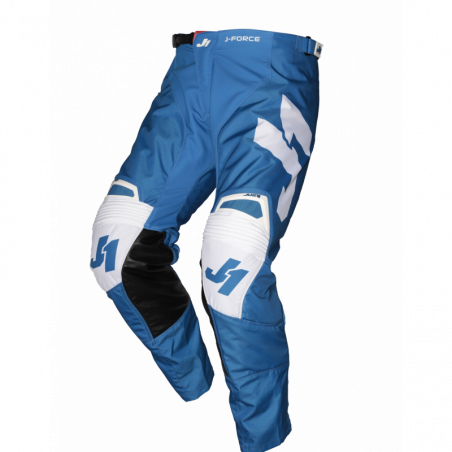 675002001500130 JUST1 J-FORCE Pantaloni Terra Blue - White 30 8050038561051 JUST 1