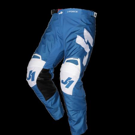 675002001500138 JUST1 J-FORCE Pantaloni Terra Blue - White 38 8050038561099 JUST 1