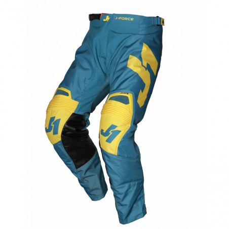 675002001600128 JUST1 J-FORCE Pantaloni Terra Blue - Yellow 28 8050038561112 JUST 1