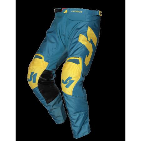 675002001600132 JUST1 J-FORCE Pantaloni Terra Blue - Yellow 32 8050038561136 JUST 1