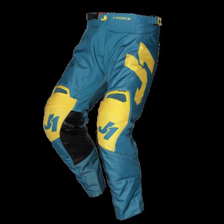 675002001600136 JUST1 J-FORCE Pantaloni Terra Blue - Yellow 36 8050038561150 JUST 1