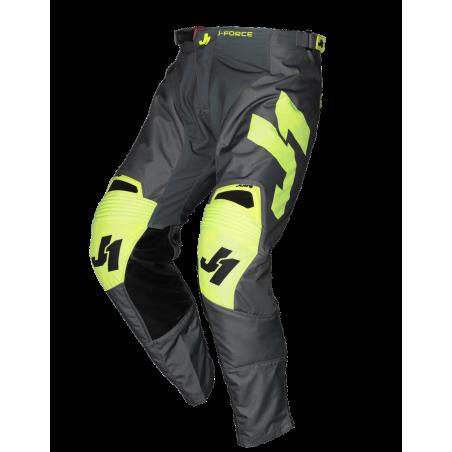 675002003200128 JUST1 J-FORCE Pantaloni Terra Dark Grey - Fluo Yellow 28 8050038561181 JUST 1
