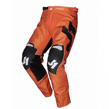 675002005100128 JUST1 J-FORCE Pantaloni Terra Orange - Black 28 8050038561327 JUST 1