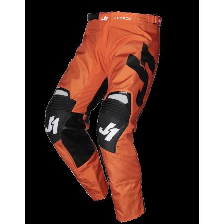 675002005100130 JUST1 J-FORCE Pantaloni Terra Orange - Black 30 8050038561334 JUST 1