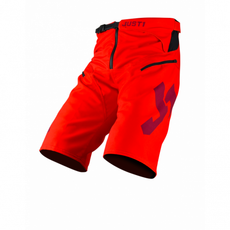 676001007100130 JUST1 J-FLEX MTB SHORTS Hype Red 30 8050038561969 JUST 1