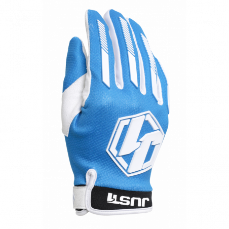JUST1 Gloves J-FORCE Blue XS