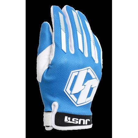 JUST1 Gloves J-FORCE Blue L