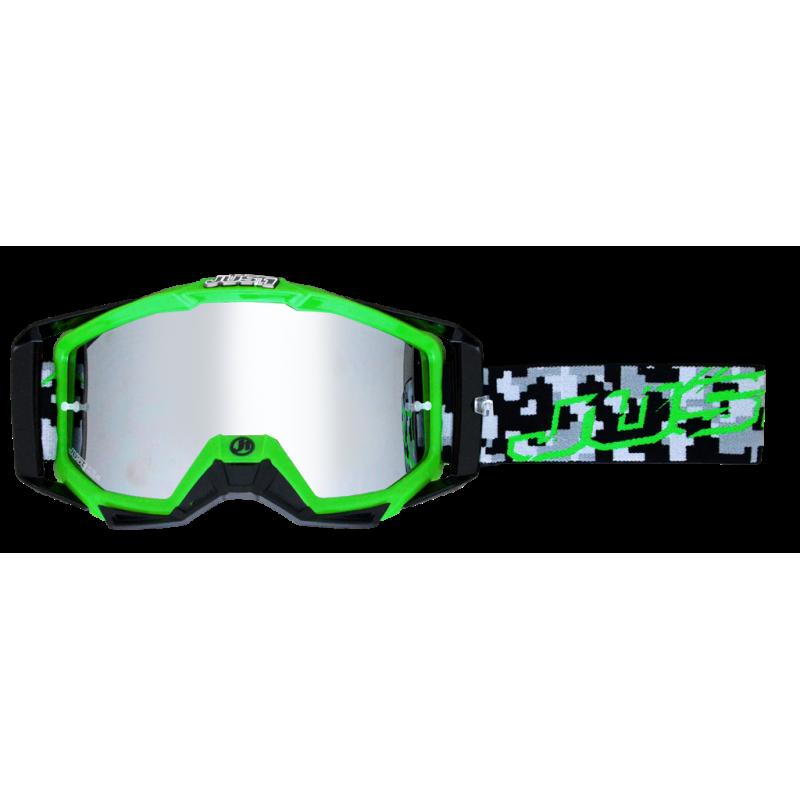 JUST1 Goggle Iris Hulk TU