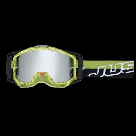 JUST1 Goggle Iris Army TU