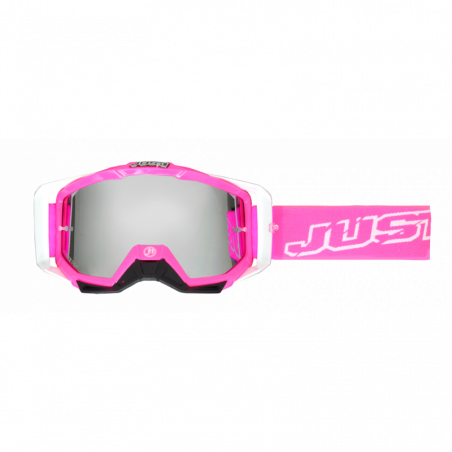 698001016301401 JUST1 Maschera Iris Neon Pink TU 8056518007347 JUST 1