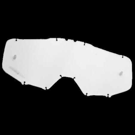698001500000001 JUST1 Maschera IRIS Clear Lens MADE IN ITALY TU 8055186426368 JUST 1