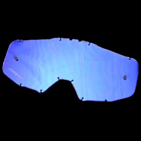 698001561200001 JUST1 Maschera IRIS Mirror Lens blue MADE IN ITALY TU 8055186426405 JUST 1