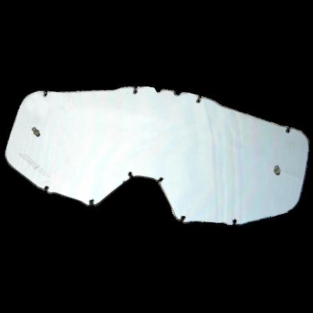 698001563200001 JUST1 Maschera IRIS Mirror Lens silver MADE IN ITALY TU 8055186426382 JUST 1