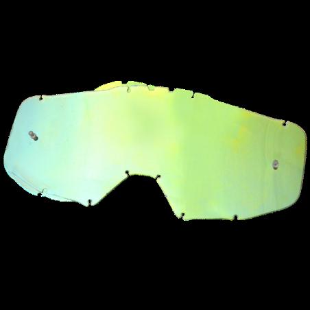 698001569500001 JUST1 Maschera IRIS Mirror Lens gold MADE IN ITALY TU 8055186426399 JUST 1