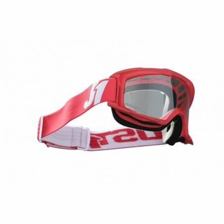 698002007100001 JUST1 Maschera VITRO RED-WHITE TU 8053288711269 JUST 1
