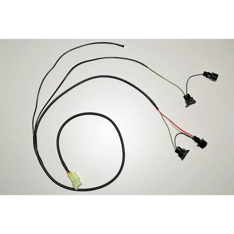 HT-QSH-F2D HT-QSH-F2D Shifter IQSE - Kit de cableado MOTO GUZZI V7 Piedra 750 2012-2014