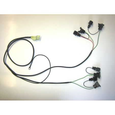 HT-QSH-F4D iQSE - Kit Cablaggio MV-AGUSTA Brutale 989 R 990 2008-2009