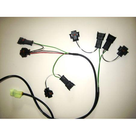 HT-QSH-P4G HT-QSH-P4G Shifter IQSE - Kit de cableado MV-Agusta F4 1000 1000 2010 a 2012