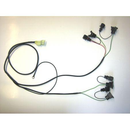 HT-QSH-F4D HT-QSH-F4D Gearing IQSE - kit de cableado MV-Agusta F4 1000 (chasis / bastidor F511BB)