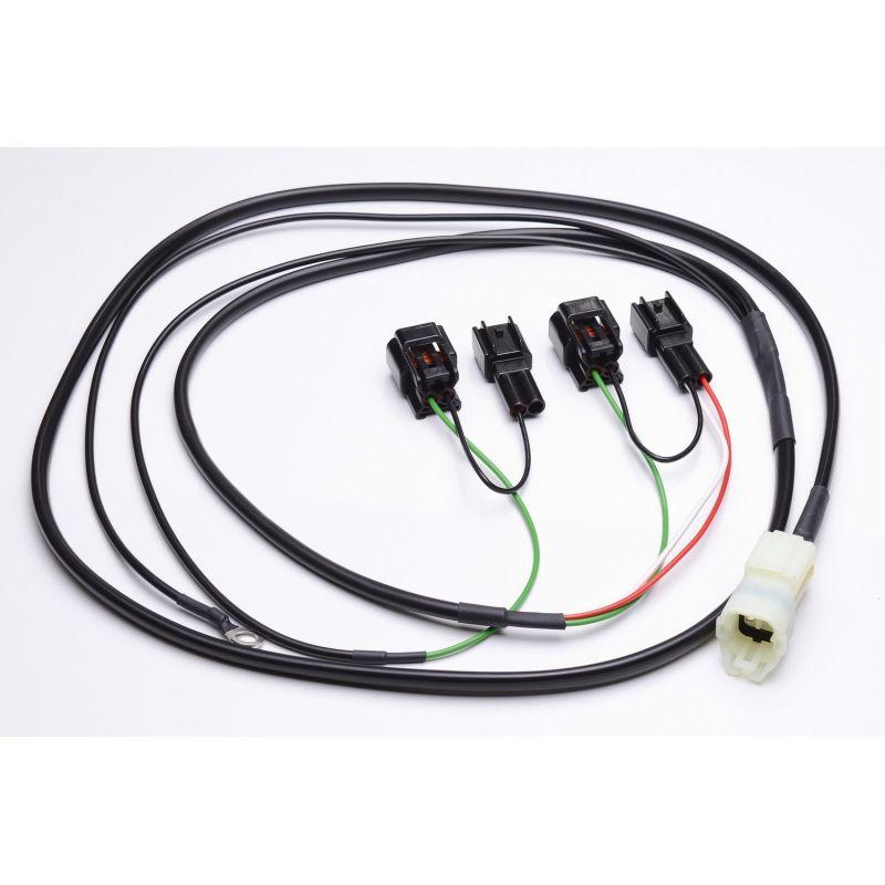 HT-QSH-P2A HT-QSH-P2A Shifter IQSE - Kit de cableado Yamaha MT-07 690 2014-2020