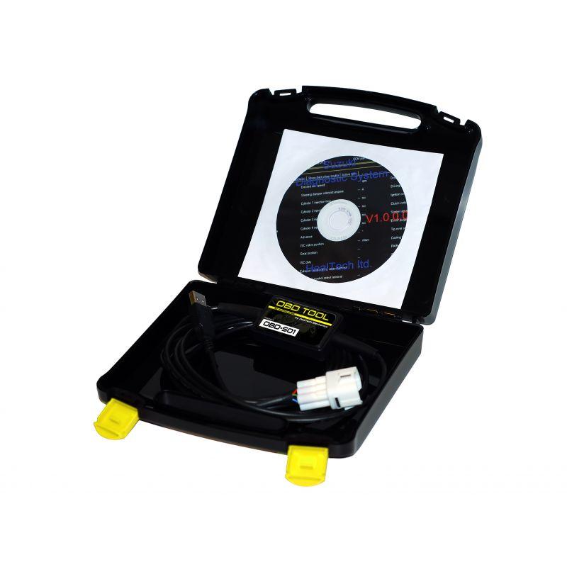 HT-OBD-H01 HT-OBD-H01 Diagnose OBD Diagnose-Kit HONDA CBF 600 S 600 2008-2012  HealTech