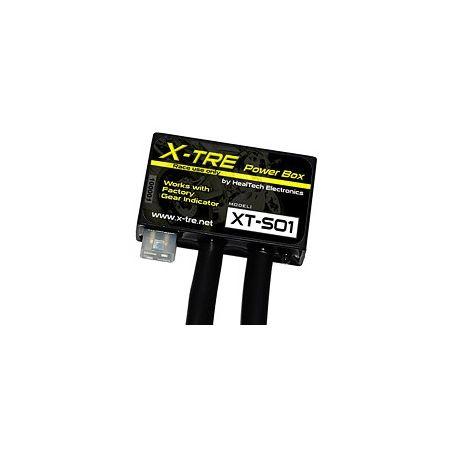 HT-XT-S01 X-TRE Power Box SUZUKI B-King - ABS 1300 2007-2012