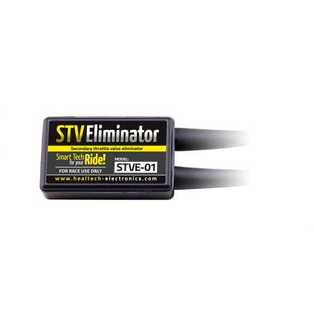 HT-STVE-06. HT-06-STVE. Außer Kraft setzen Absperrklappe Secondary STV Eliminator SUZUKI GSX-R 600