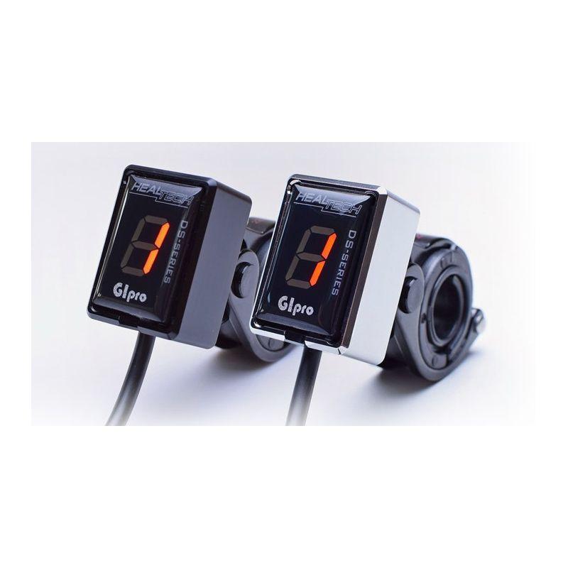 HT-GIPRO-M-BK HT-GIPRO GIpro M-Monte - Monte apoyo GIpro - DUCATI Monster 620 Media Kit manillar (6