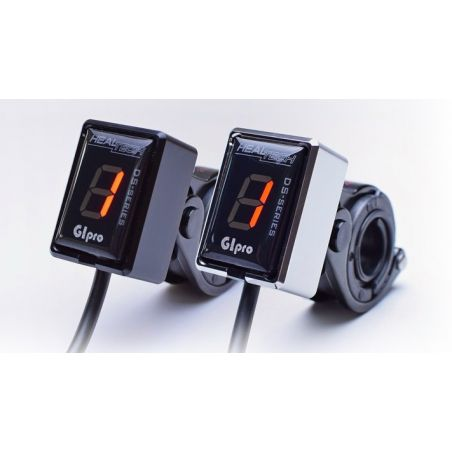 HT-GIPRO-M-CR HT-GIPRO GIpro M-Monte - Monte el soporte GIpro - Media Kit manillar Triumph
