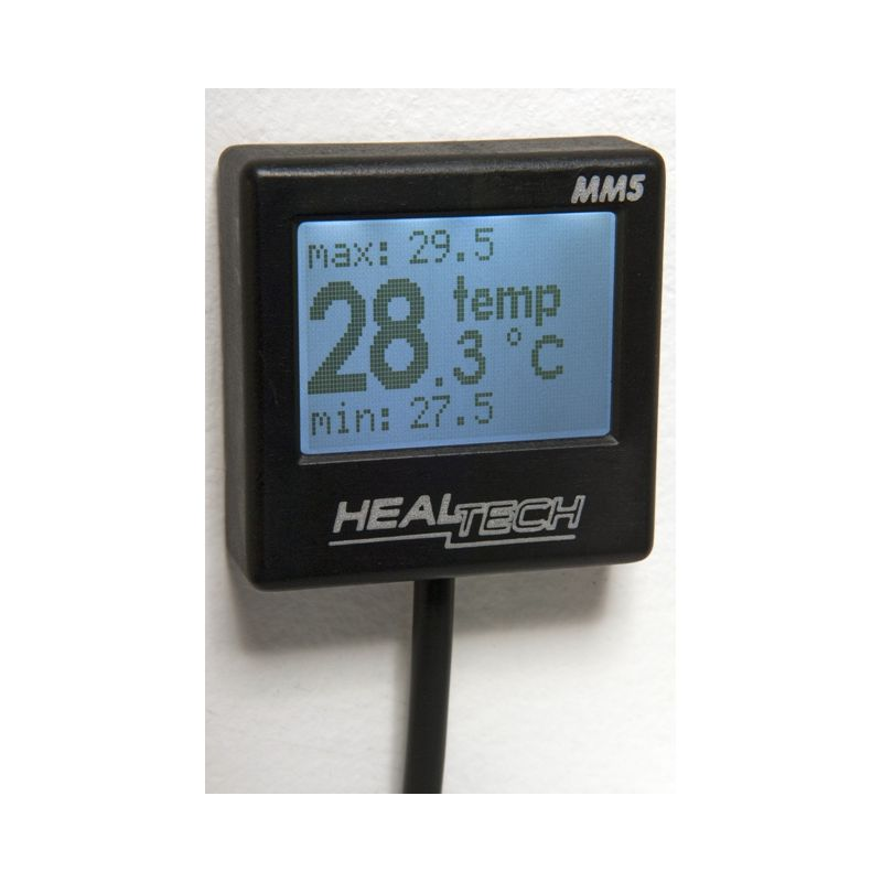 HT-MM5-U01 MM5 Multimeter - display multifunzione YAMAHA Grizzly 450 Auto 450 2007-2009
