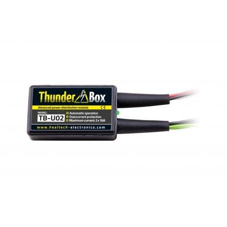 HT-TB-U01 HT-TB-U0x Donner Box Donner Box - Hub Power Accessories PIAGGIO Vespa GTS 300 SEIGIORNI