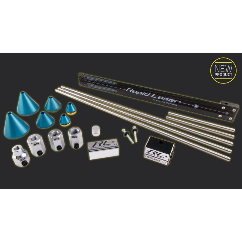 HT-RL-01 HT-RL-01 Achsvermessung und Frame - RapidLaser Laser TRIUMPH Tiger 800 XCX 800 2018-2020