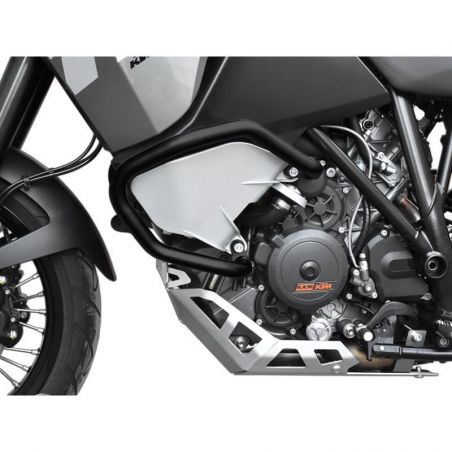 Z10001939 Zieger - Paramotore KTM Adventure 1090 R 1090 2017-2020 argento