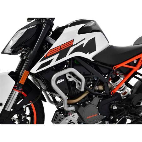 Z10003161 Zieger - Paramotore KTM Duke 125 125 2017-2020 nero