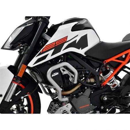 Z10003161 Zieger - Paramotore KTM Duke 125 125 2017-2020 arancio