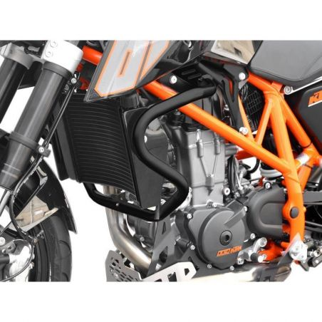 Z10001942 Zieger - Paramotore KTM Duke 690 R 690 2012-2017 nero