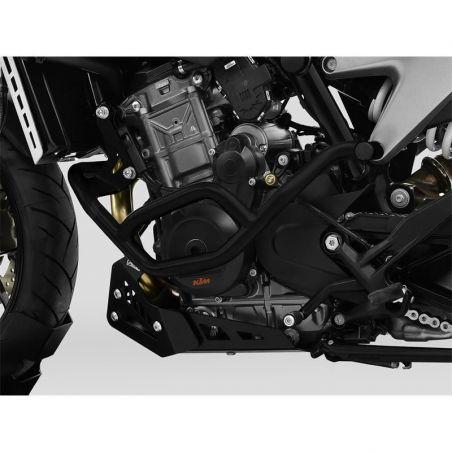Z10004823 Zieger - Paramotore KTM Duke 790 / R 790 2018-2020 argento