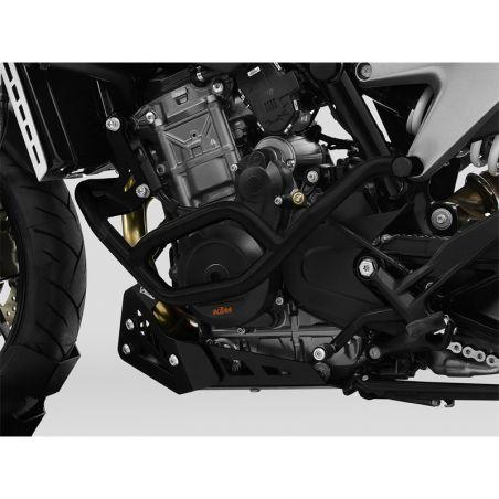Z10004823 Zieger - Paramotore KTM Duke 790 / R 790 2018-2020 arancio