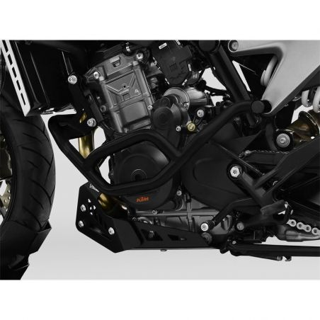 Z10004823 Zieger - Paramotore KTM Duke 890 R 890 2020-2020 arancio