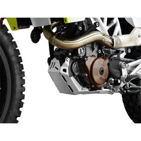 Z10003099 Zieger - Piastra Paramotore HUSQVARNA 701 Enduro 690 2016-2020 argento