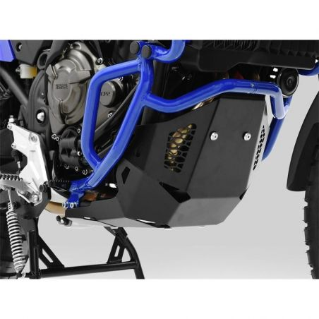 Z10006807 Zieger - Piastra Paramotore YAMAHA Tenere 700 Rally Edition 700 2019-2020 bianco