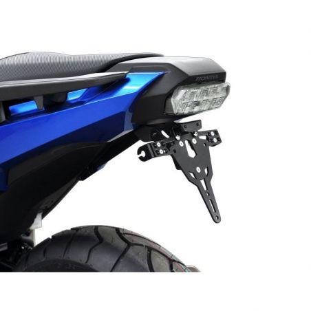 Z10000307 Zieger Pro - Portatarga HONDA NC 750 X 750 2016-2020