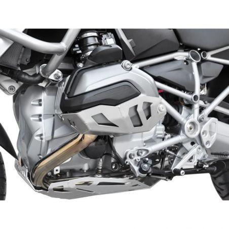 Z10001995 Zieger - Protezioni Cilindri BMW R 1200 GS Adventure 1200 2013-2018 argento
